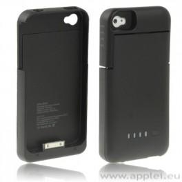 Външна батерия и калъф за iPhone 4/4S (1900mAh)