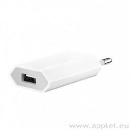 Apple USB Power Adapter 5W - оригиналнo захранване за iPhone и iPod