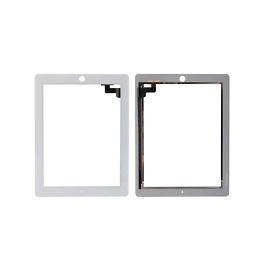 Тъч скрийн за Apple iPad2- Бял