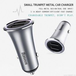 Зарядно за кола за iPad & iPod, iPhone- Baseus
