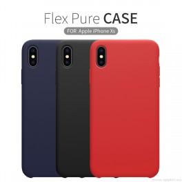 NILLKIN Liquid Silicone Case - силиконов кейс за iPhone XR