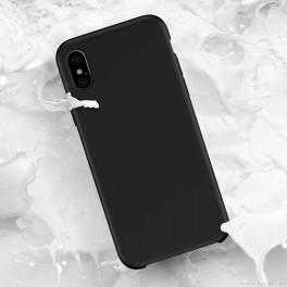TOTUDESIGN Liquid Silicone Case - силиконов кейс за iPhone X/XS