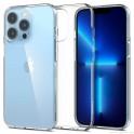 Spigen Liquid Crystal Case - тънък силиконов калъф за iPhone 13 Pro Max