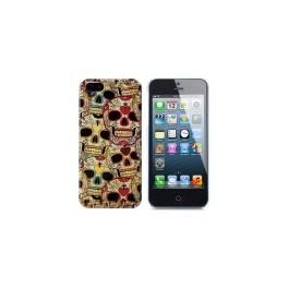 Защитен калъф за iPhone 5- Череп